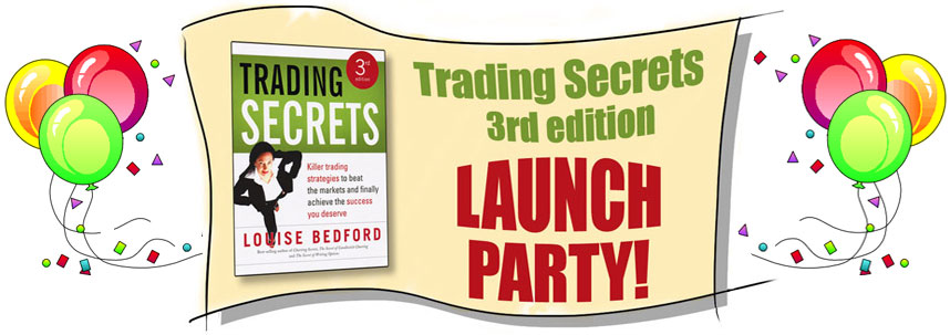 trading secrets 3rd edition launch party