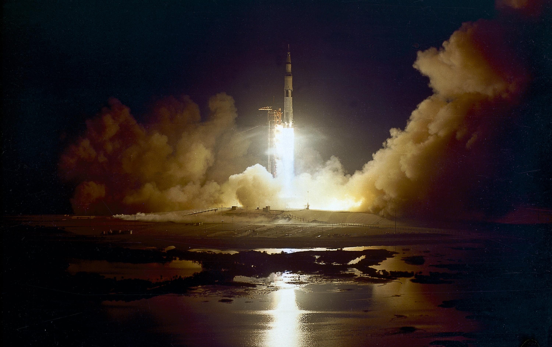 where did apollo 7 launch - photo #24